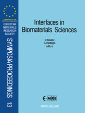 Interfaces in Biomaterials Sciences