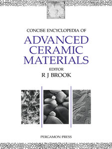 Ebook in inglese Concise Encyclopedia of Advanced Ceramic Materials -, -