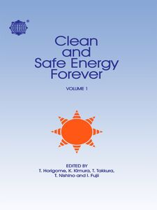 Ebook in inglese Clean and Safe Energy Forever