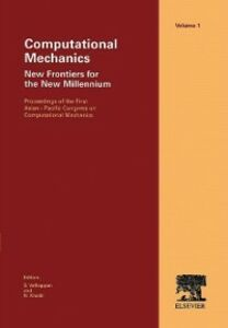Foto Cover di Computational Mechanics - New Frontiers for the New Millennium, Ebook inglese di Prof. N. Khalili,Prof. Valliappan, edito da Elsevier Science