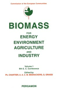 Ebook in inglese Biomass for Energy, Environment, Agriculture and Industry Beenackers, A.A.C-M. , Chartier, P. , Grassi, G.