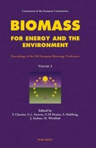 Foto Cover di Biomass for Energy and the Environment, Ebook inglese di AA.VV edito da Elsevier Science