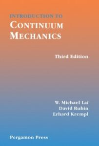 Ebook in inglese Introduction to Continuum Mechanics Krempl, Erhard , Lai, W Michael , Rubin, David