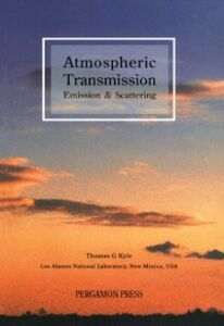 Foto Cover di Atmospheric Transmission, Emission and Scattering, Ebook inglese di  edito da Elsevier Science