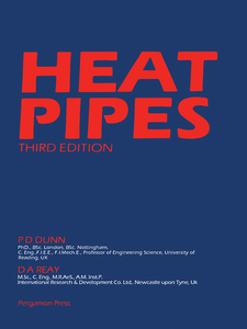 Ebook in inglese Heat Pipes Dunn, P. D. , Reay, David