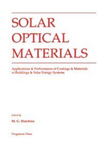 Ebook in inglese Solar Optical Materials -, -