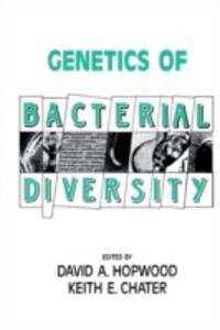 Ebook in inglese Genetics of Bacterial Diversity -, -