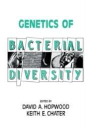 Genetics of Bacterial Diversity