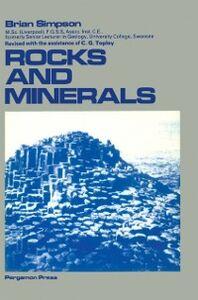 Ebook in inglese Rock & Minerals Simpson, B.