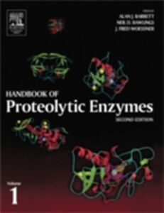 Ebook in inglese Handbook of Proteolytic Enzymes -, -