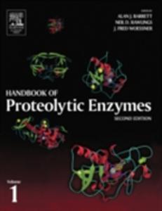 Ebook in inglese Handbook of Proteolytic Enzymes -, -