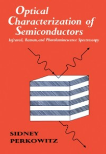 Ebook in inglese Optical Characterization of Semiconductors Perkowitz, Sidney