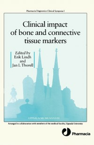 Ebook in inglese Clinical Impact of Bone and Connective Tissue Markers Unknown, Author
