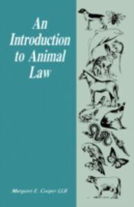 Foto Cover di Introduction to Animal Law, Ebook inglese di Cooper, edito da Elsevier Science