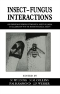 Ebook in inglese Insect-Fungus Interactions Unknown, Author