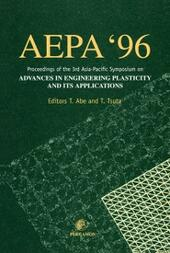 Advances in Engineering Plasticity and its Applications (AEPA '96)