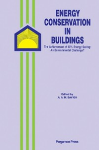 Ebook in inglese Energy Conservation in Buildings -, -