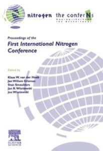 Foto Cover di Nitrogen, the Confer-N-s, Ebook inglese di  edito da Elsevier Science