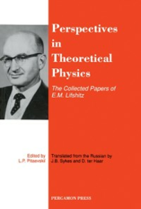 Ebook in inglese Perspectives in Theoretical Physics Haar, D. ter , Sykes, J. B.