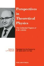 Perspectives in Theoretical Physics