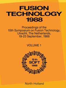 Ebook in inglese Fusion Technology 1988 -, -