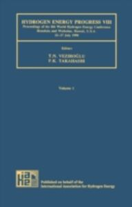 Ebook in inglese Hydrogen Energy Progress VIII Takahashi, P. , Veziroglu, T. N.