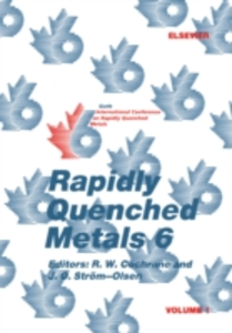 Ebook in inglese Rapidly Quenched Metals 6 -, -