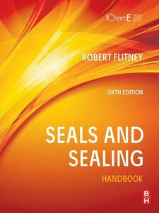 Ebook in inglese Seals and Sealing Handbook Flitney, Robert K.