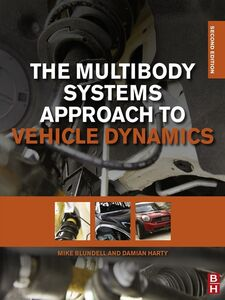 Ebook in inglese The Multibody Systems Approach to Vehicle Dynamics Blundell, Michael , Harty, Damian