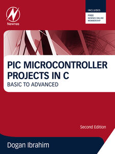 Ebook in inglese PIC Microcontroller Projects in C Ibrahim, Dogan