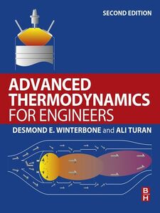 Foto Cover di Advanced Thermodynamics for Engineers, Ebook inglese di Ali Turan,D. Winterbone, edito da Elsevier Science