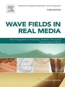 Ebook in inglese Wave Fields in Real Media Carcione, José M.