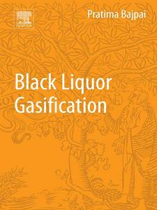 Ebook in inglese Black Liquor Gasification Bajpai, Pratima