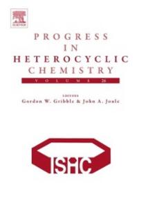 Ebook in inglese Progress in Heterocyclic Chemistry -, -