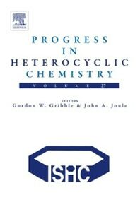 Foto Cover di Progress in Heterocyclic Chemistry, Ebook inglese di  edito da Elsevier Science