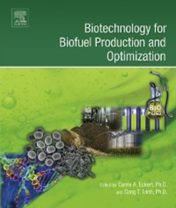 Ebook in inglese Biotechnology for Biofuel Production and Optimization -, -