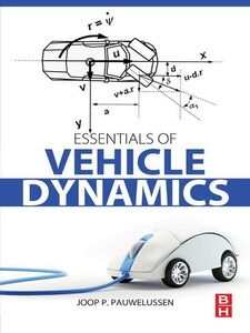 Ebook in inglese Essentials of Vehicle Dynamics Pauwelussen, Joop