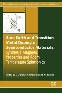 Ebook in inglese Rare Earth and Transition Metal Doping of Semiconductor Materials -, -