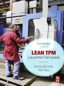 Ebook in inglese Lean TPM McCarthy, Dennis , Rich, Nick