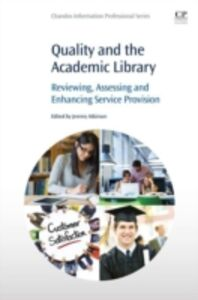 Ebook in inglese Quality and the Academic Library Atkinson, Jeremy