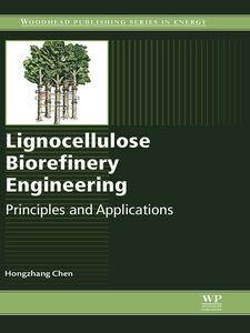 Ebook in inglese Lignocellulose Biorefinery Engineering Chen, Hongzhang