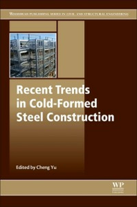 Ebook in inglese Recent Trends in Cold-Formed Steel Construction -, -