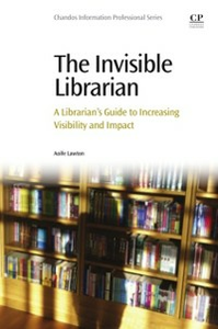 Ebook in inglese Invisible Librarian Lawton, Aoife