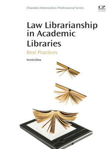 Ebook in inglese Law Librarianship in Academic Libraries Dina, Yemisi