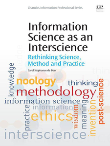 Ebook in inglese Information Science as an Interscience Beer, Fanie de