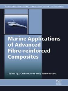 Ebook in inglese Marine Applications of Advanced Fibre-Reinforced Composites -, -