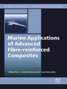 Foto Cover di Marine Applications of Advanced Fibre-Reinforced Composites, Ebook inglese di  edito da Elsevier Science