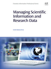 Managing Scientific Information and Research Data