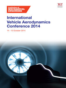 Ebook in inglese The International Vehicle Aerodynamics Conference IMechE