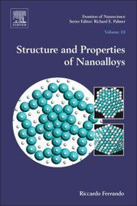 Ebook in inglese Structure and Properties of Nanoalloys Ferrando, Riccardo
